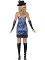 Disco Deguisement Femme Costume Lady proxénète