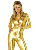 70 ' s Disco or Catsuit Disco Deguisement Femme