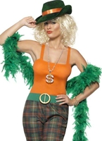 Costume de Mesdames Sylvie Disco Deguisement Femme