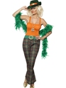 Disco Deguisement Femme Costume de Mesdames Sylvie