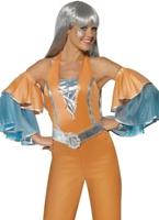 70 ' s Dancing Queen Disco Costume Disco Deguisement Femme