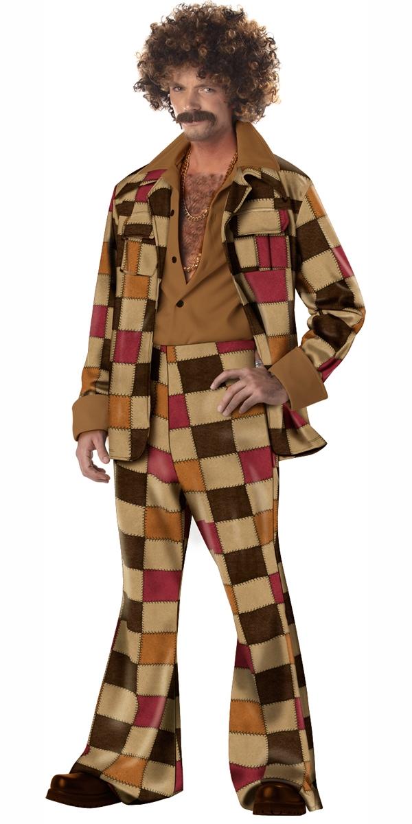 Disco Déguisement Homme Costume Disco Sleazeball