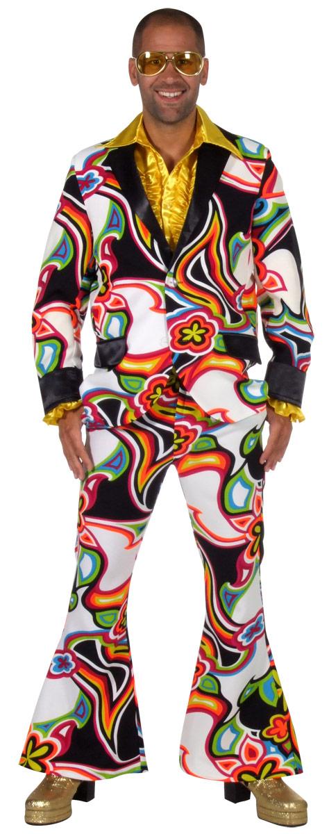 Disco Déguisement Homme Costume Design liquide masculin 70 ' s
