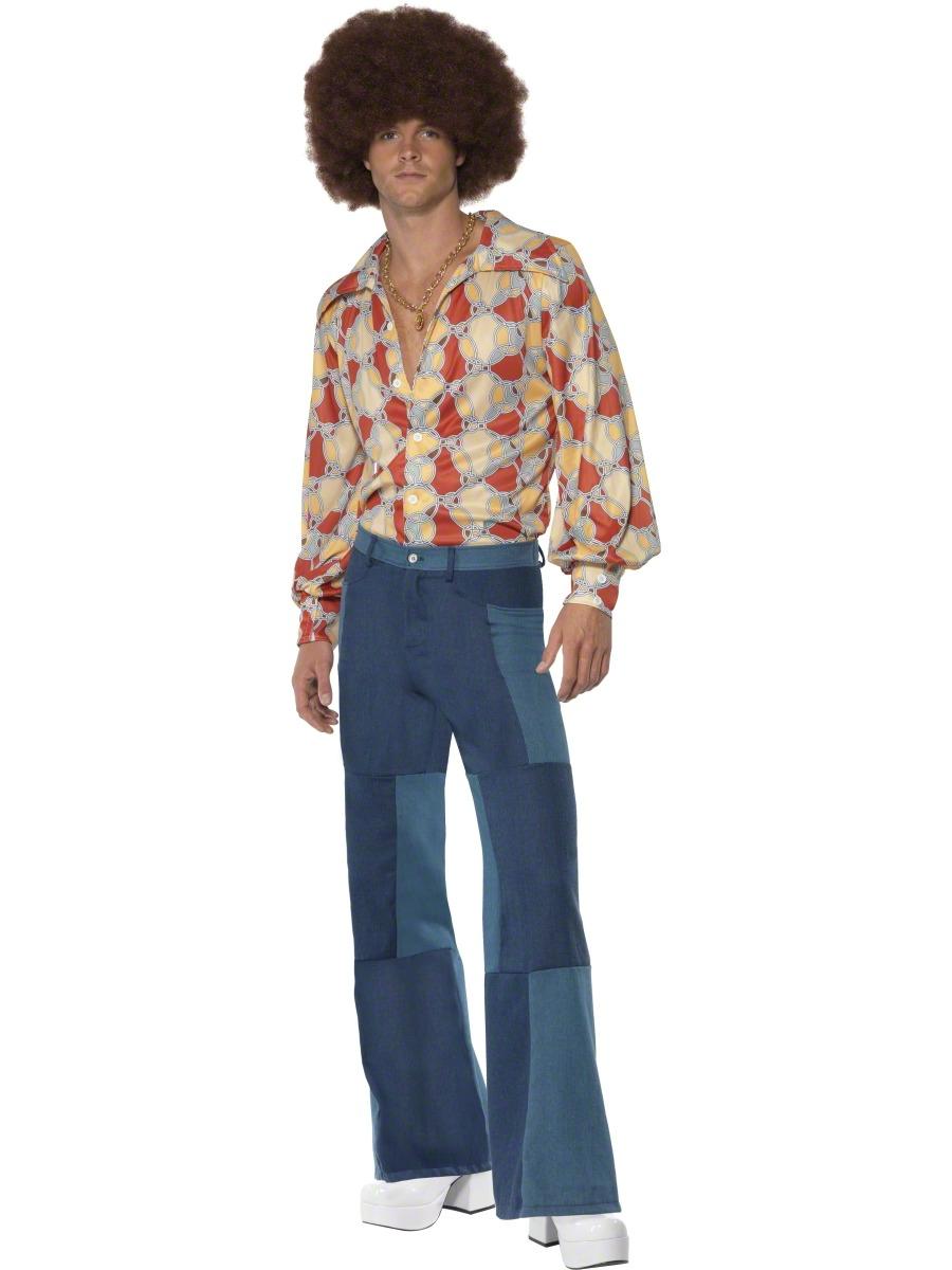 Disco Déguisement Homme Costumes rétro années 70