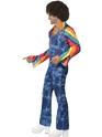 Disco Déguisement Homme Costume de danseuse Groovy Mens