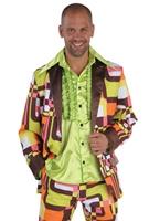 Costume rétro 70 ' s Deluxe Disco Déguisement Homme