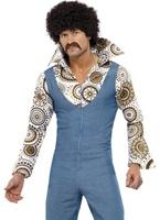 Costume Groovy danseur Disco 70 ' s Disco Déguisement Homme