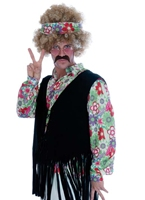 Costume de hippie Guy Disco Déguisement Homme