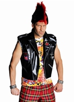 Costume Punk de luxe Disco Déguisement Homme