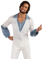 Abba Benny Costume Disco Déguisement Homme