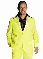 70 ' s Mens costume jaune Disco Déguisement Homme