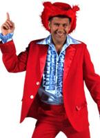 70 ' s Mens costume rouge Disco Déguisement Homme