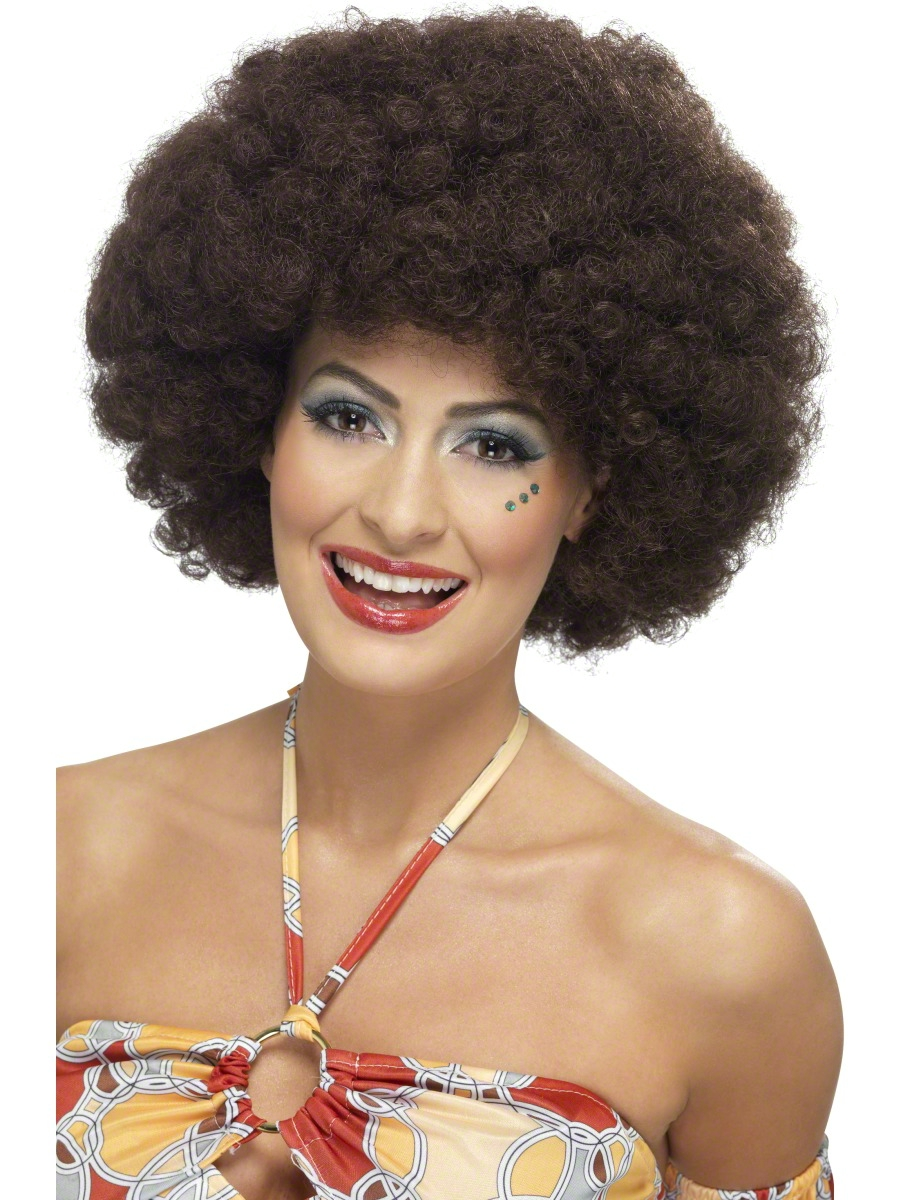 Perruque Disco 70 ' s bouclés Perruque Afro