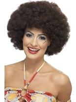 70 ' s bouclés Perruque Afro Perruque Disco