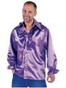 Vêtement Disco Mens Soul chemise mauve