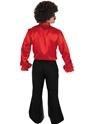 Vêtement Disco Chemise Disco rouge