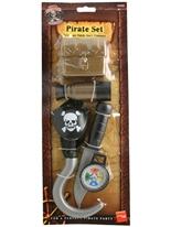 Kit de Pirate pour enfants Accessoire Deguisement