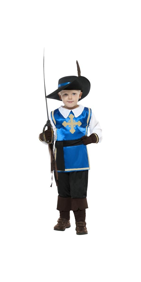 Déguisement Garçons Costume enfant mousquetaire