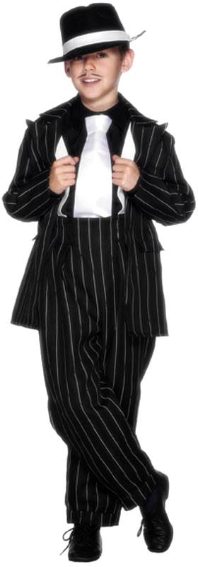 Déguisement Garçons Costume de Zoot Suit pour enfants