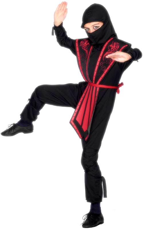 Déguisement Garçons Costume de Ninja pour enfants