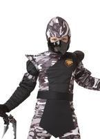 Arctic Forces Costume de Ninja pour enfants Déguisement Garçons