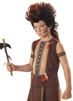 Costume guerrier indien enfant Déguisement Garçons