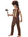 Déguisement Garçons Costume guerrier indien enfant