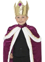 Kiddy King Childrens Costume Déguisement Garçons