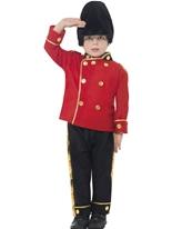Busby Costume de garde pour enfants Déguisement Garçons