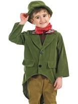 Dickens garçon Childrens Costume Déguisement Garçons