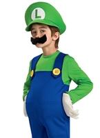 Costume de luxe Luigi Childrens Déguisement Garçons