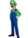 Déguisement Garçons Costume de luxe Luigi Childrens