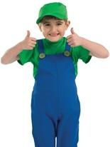 Mate plombier vert Costume pour enfants Déguisement Garçons