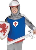 Costume de chevalier pour enfants Déguisement Garçons