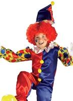 Bulles d'enfant le Costume de Clown Déguisement Garçons