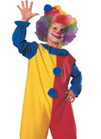 Costume de Clown enfant Déguisement Garçons