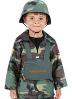 Armée garçon Childrens Costume Déguisement Garçons