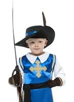 Costume enfant mousquetaire Déguisement Garçons