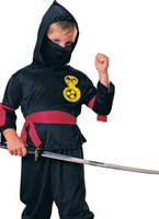Costume de Ninja enfant Déguisement Garçons