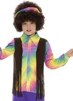 Costume de hippie parfum enfant Déguisement Garçons
