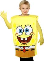 Costumes pour enfants Bob l'éponge Déguisement Garçons