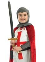 Costume de chevalier croisé pour enfants Déguisement Garçons