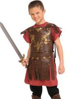 Costume gladiateur pour enfants Déguisement Garçons