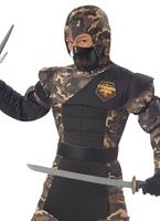 Costume de Ninja enfant Special Ops Déguisement Garçons