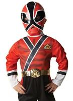 Enfant Costume de Power Ranger Déguisement Garçons
