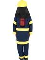 Déguisement Garçons Costume de pompier garçon Childrens