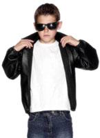 Graisse T Bird Childrens Jacket Déguisement Garçons