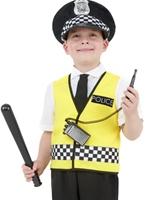 Costume de police garçon Childrens Déguisement Garçons