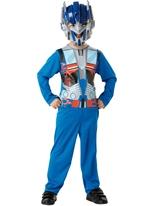 Optimus Prime Blister Kit Déguisement Garçons