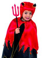Costume de diable Cap tout-petits Déguisement Garçons